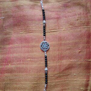 bracelet graine de vie onyx