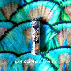 Amulette spirituelle conscience divine