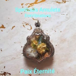 amulette-talisman-paix-éternité