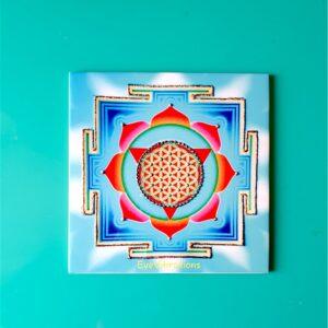 carrelage-fayence-géométrie-sacrée