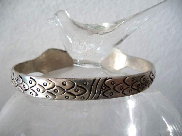 bracelet dragon oeil de tigre