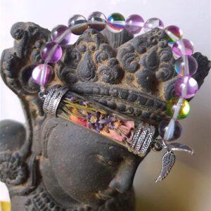 bracelet amulette talisman élévation
