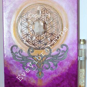 tableau Art'olfactif Cristal