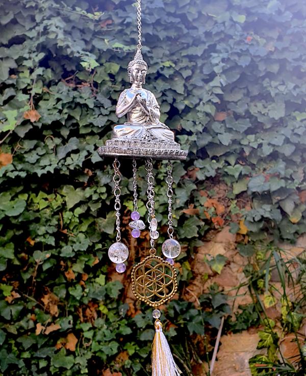 mobile graine de vie bouddha