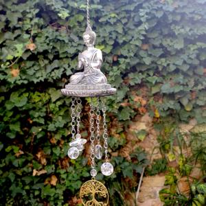 pendule cristal arbre de vie