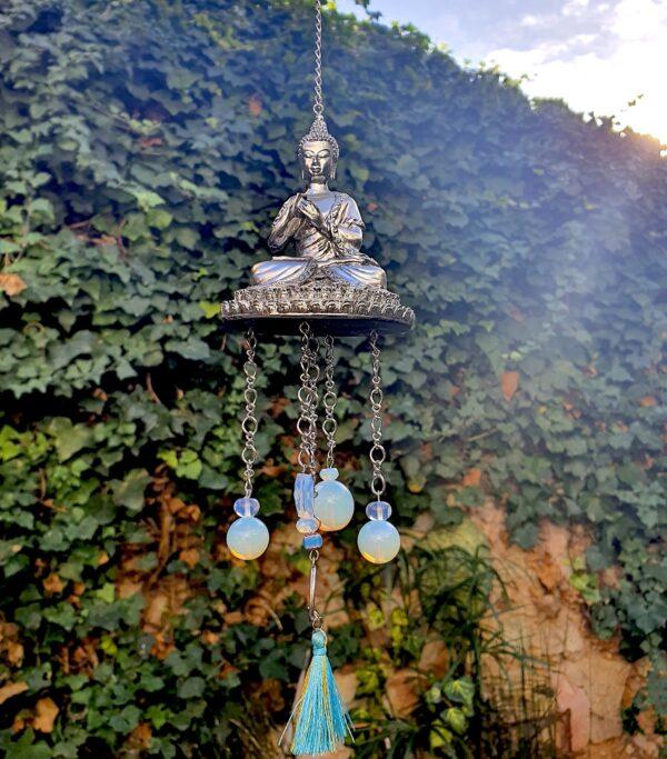 pendule opaline arbre de vie