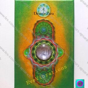 tableau spirit connexion Tara
