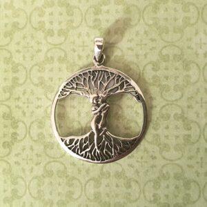 pendentif arbre de vie couple